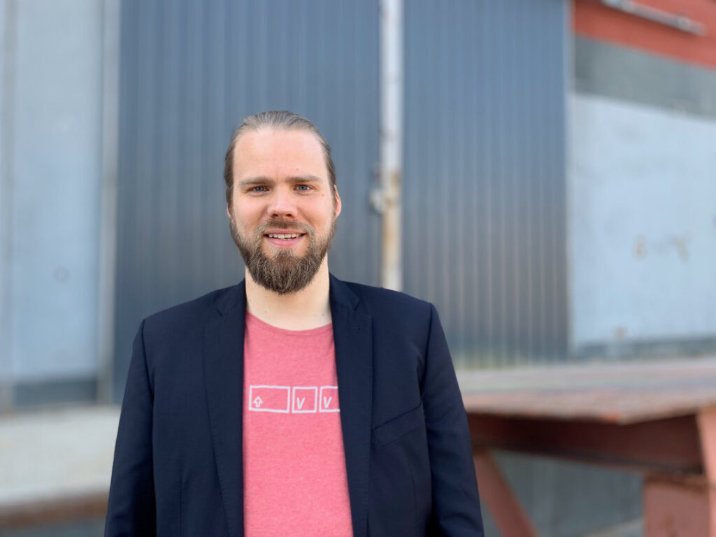 Portrait Gunnar Plöhn